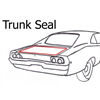 71-77 Vega, 75-77 Astre, Hatchback Seal