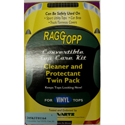 RaggTopp Convertible Top VINYL Care, Kit