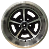 "64-81 GM Models, Magnum 500 Alloy Wheel, 15""x7"", Each"
